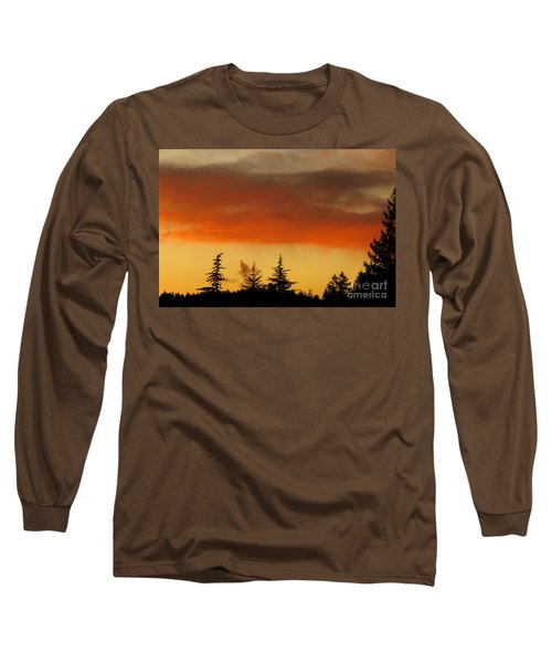 A Distant Rain Long Sleeve T-Shirt