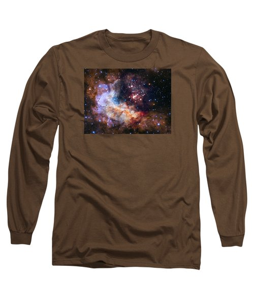 a giant cluster of about 3,000 stars called Westerlund Long Sleeve T-Shirt