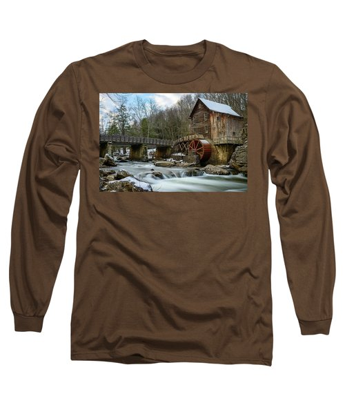 A Glimpse Of Antiquity Long Sleeve T-Shirt