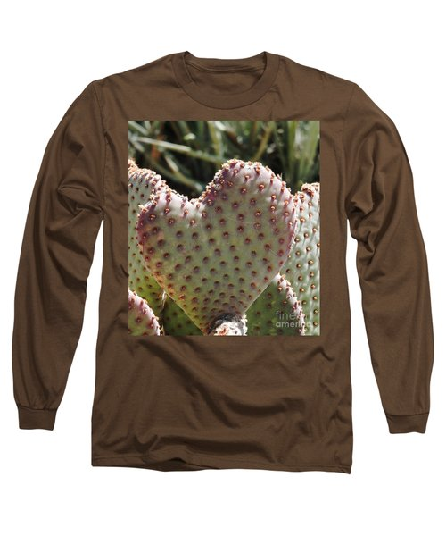 A Heart In The Desert Long Sleeve T-Shirt