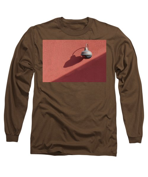 Long Sleeve T-Shirt featuring the photograph A Light Alone by Paul Wear