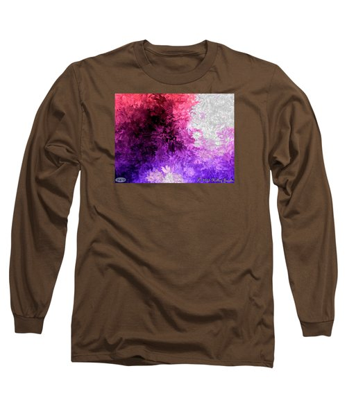 A Lotta Fight Long Sleeve T-Shirt by Holley Jacobs