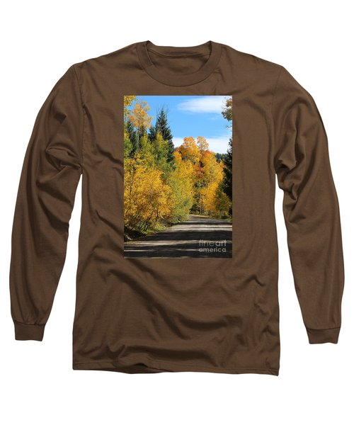 A Miraculous Autumn Vista Iv Long Sleeve T-Shirt