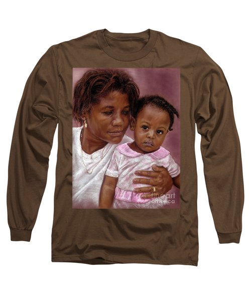A Mother's Love Long Sleeve T-Shirt
