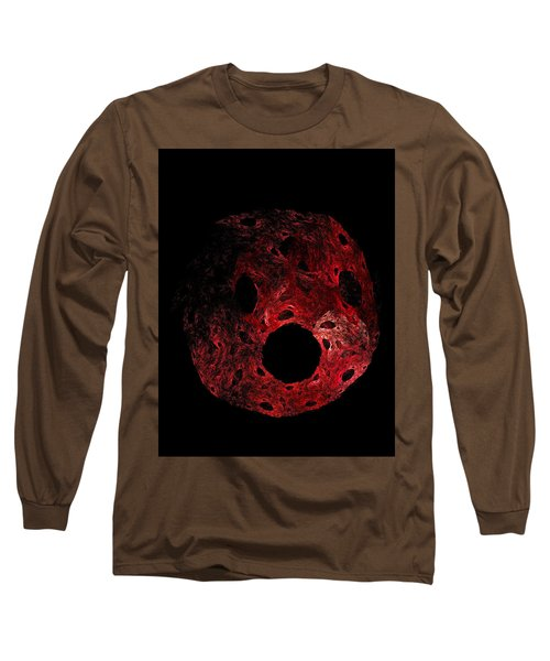 A Portrait Of Oh Long Sleeve T-Shirt
