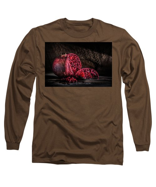 A Potential Jam Long Sleeve T-Shirt by Jeffrey Jensen