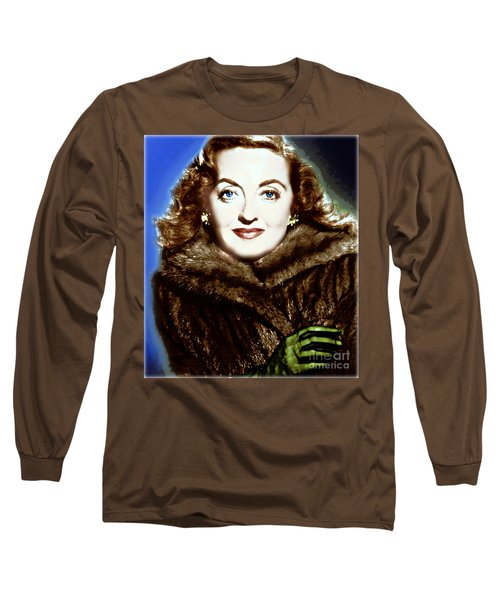 A Real Dame Long Sleeve T-Shirt by Wbk
