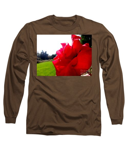 A Rose In The Sun Long Sleeve T-Shirt