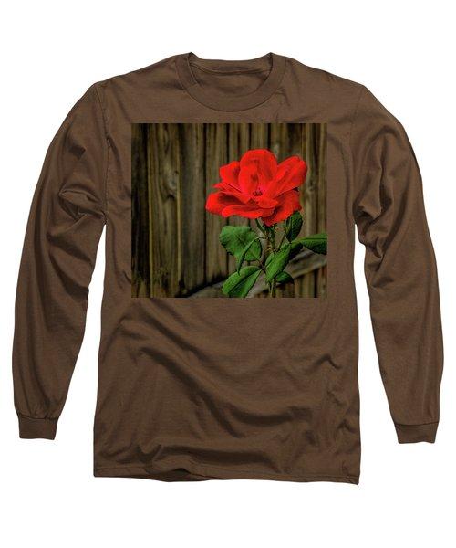 A Simple Beauty Long Sleeve T-Shirt