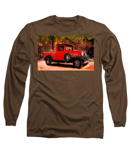 A Southern Ford Long Sleeve T-Shirt by J Griff Griffin