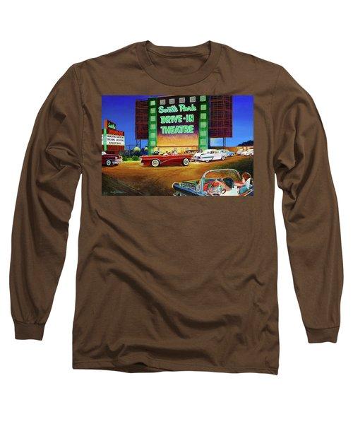 A Summer Remembered Long Sleeve T-Shirt