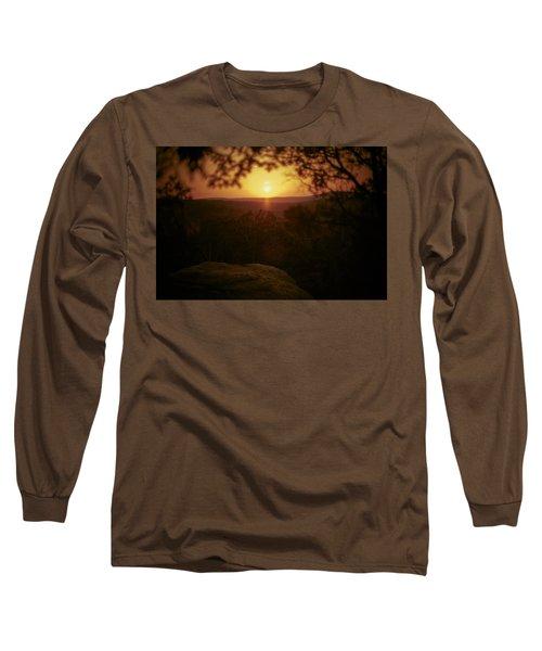 A Sun That Never Sets Long Sleeve T-Shirt