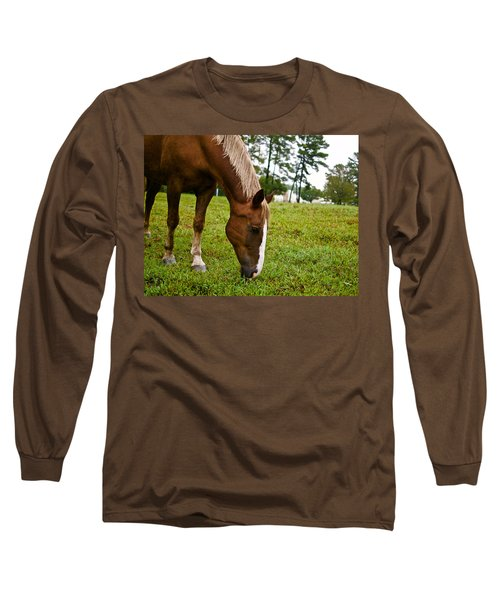 A Sweet September Long Sleeve T-Shirt