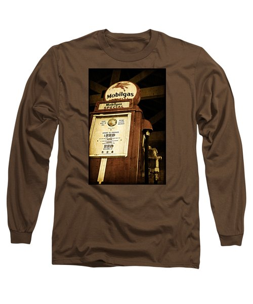 A Thing Of The Past Long Sleeve T-Shirt by Trish Mistric