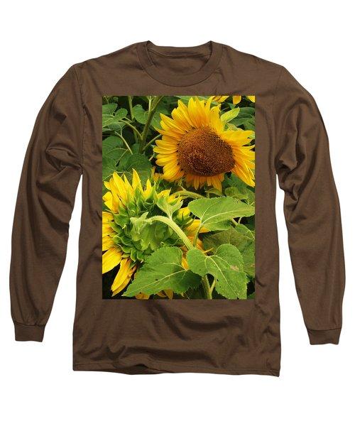 A Tired Friend Long Sleeve T-Shirt