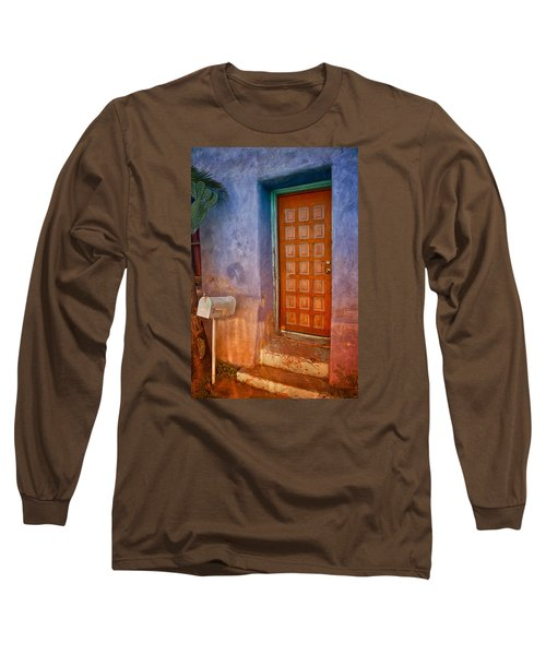 A Tucson Stoop Long Sleeve T-Shirt