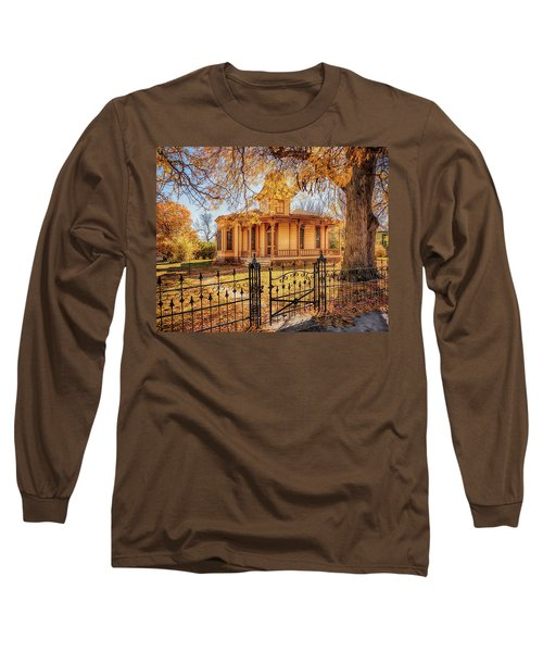 A Victorian Autumn Long Sleeve T-Shirt
