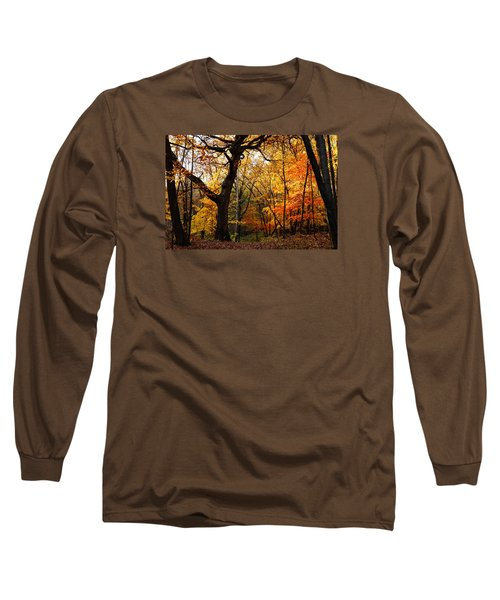 A Walk In The Woods 3 Long Sleeve T-Shirt
