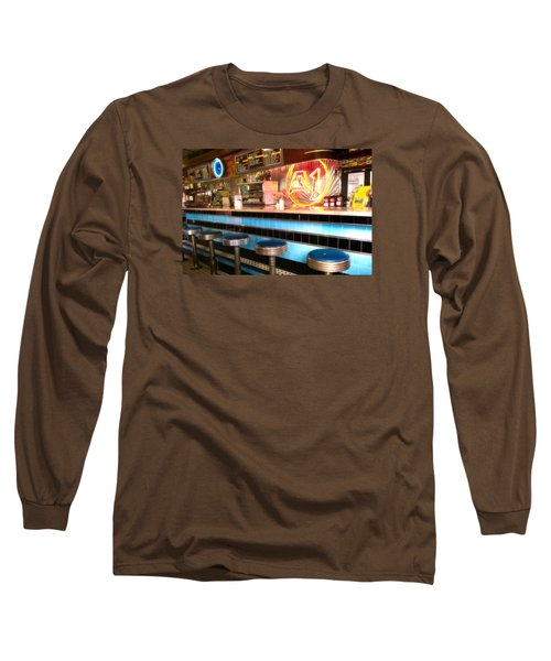 A1 Diner In Gardiner, Maine Long Sleeve T-Shirt