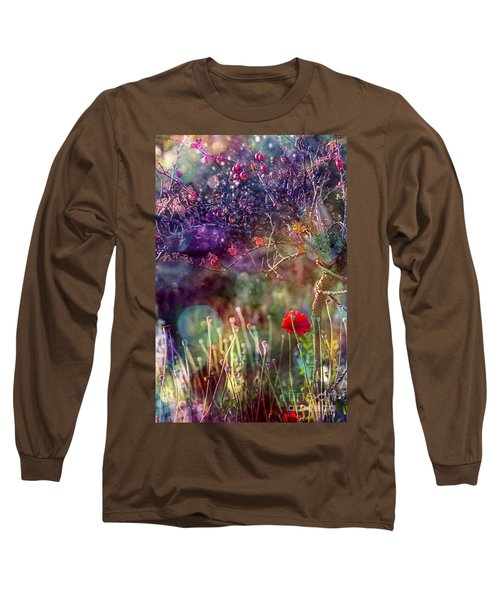 Abandoned Garden Long Sleeve T-Shirt