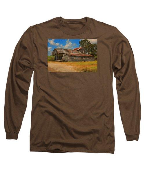 Abandoned Store Long Sleeve T-Shirt