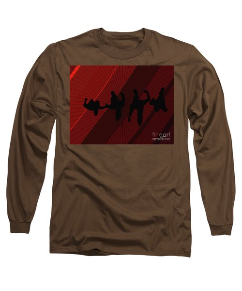 Above Perspective Long Sleeve T-Shirt