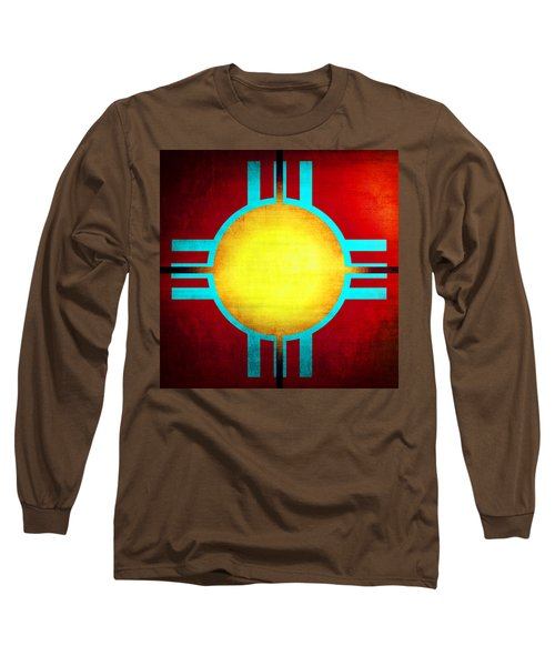 Long Sleeve T-Shirt featuring the photograph Abstract 98 by Timothy Bulone
