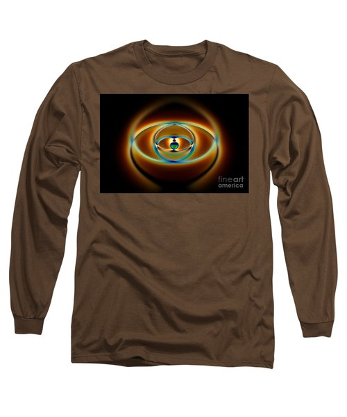 Abstract Fudge Long Sleeve T-Shirt
