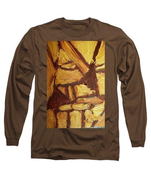 Abstract Lamp Again Long Sleeve T-Shirt