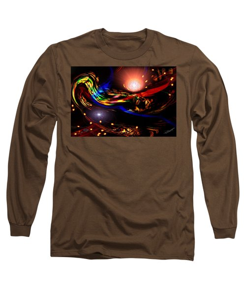 Abstract Mood Long Sleeve T-Shirt