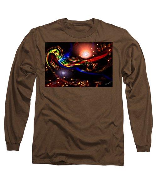 Abstract Mood Long Sleeve T-Shirt