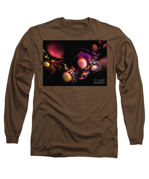 Abundance Long Sleeve T-Shirt by Sipo Liimatainen