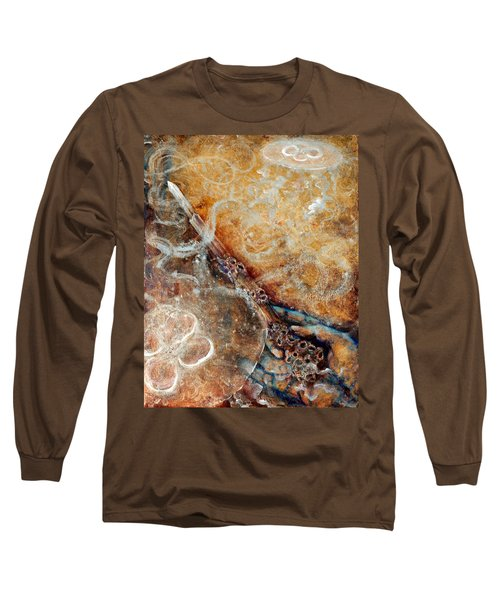Ace Of Wands Long Sleeve T-Shirt