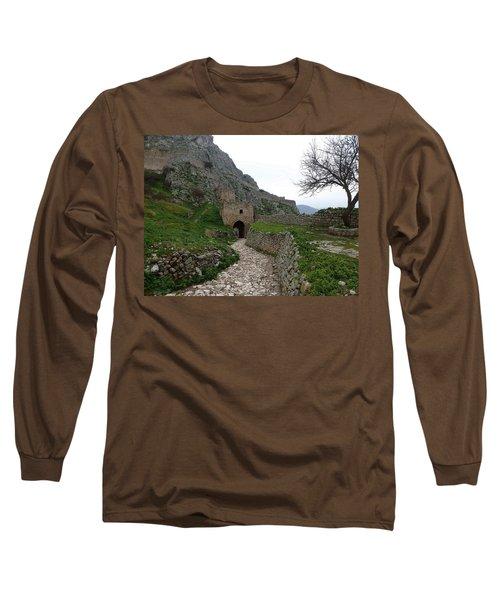 Acrokorinth Long Sleeve T-Shirt