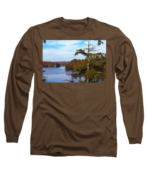 Adirondack View Long Sleeve T-Shirt