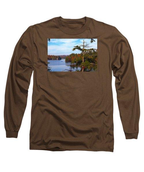 Adirondack View Long Sleeve T-Shirt