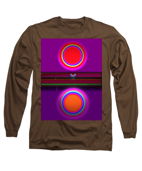 African Sunset Long Sleeve T-Shirt