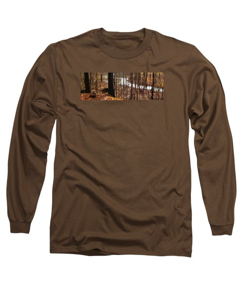 Long Sleeve T-Shirt featuring the photograph After The Rain by Spyder Webb