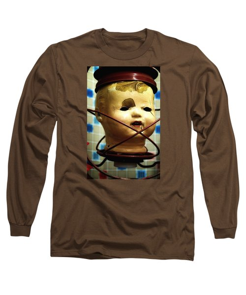 Afterlife Long Sleeve T-Shirt by Newel Hunter