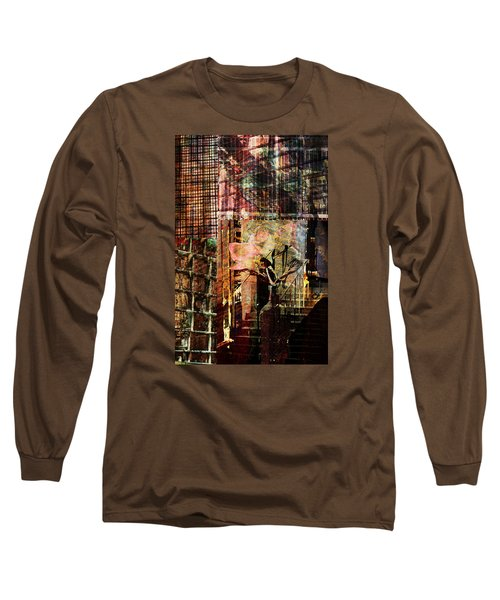 Afternoon Tea Long Sleeve T-Shirt by Don Gradner