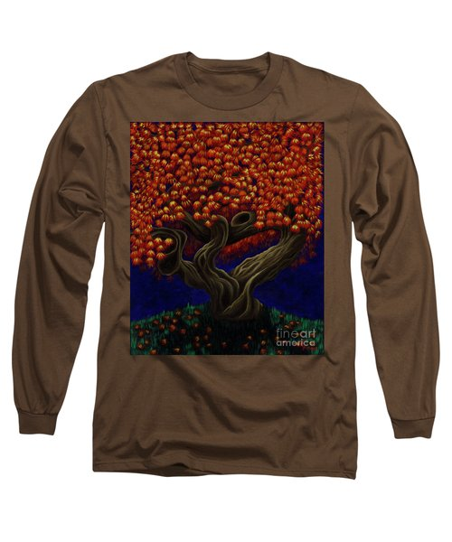 Aged Autumn Long Sleeve T-Shirt