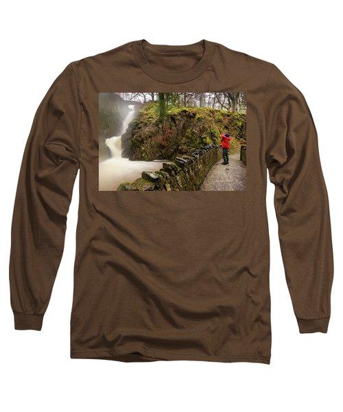 Aira Force Lower Stone Bridge Long Sleeve T-Shirt