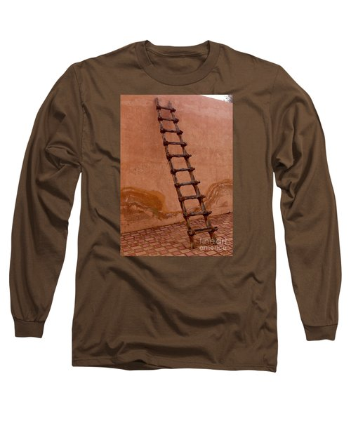Al Ain Ladder Long Sleeve T-Shirt