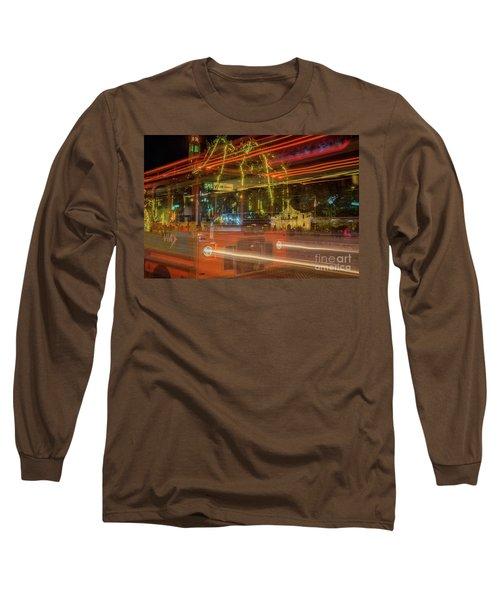 Alamo Via Streetcar Long Sleeve T-Shirt