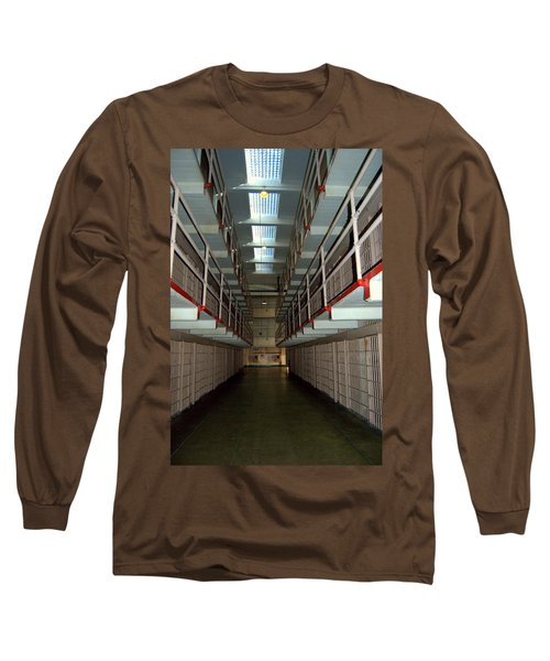 Alcatraz Revisited Long Sleeve T-Shirt