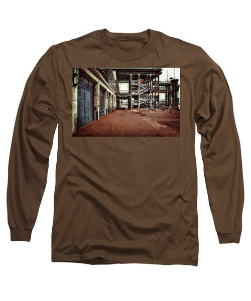 Algiers Ferry Dock Long Sleeve T-Shirt