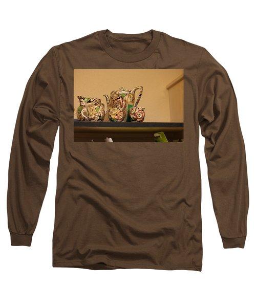Alice's Tea Party Long Sleeve T-Shirt