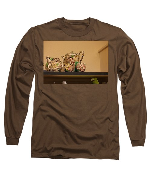 Alice's Tea Party Long Sleeve T-Shirt