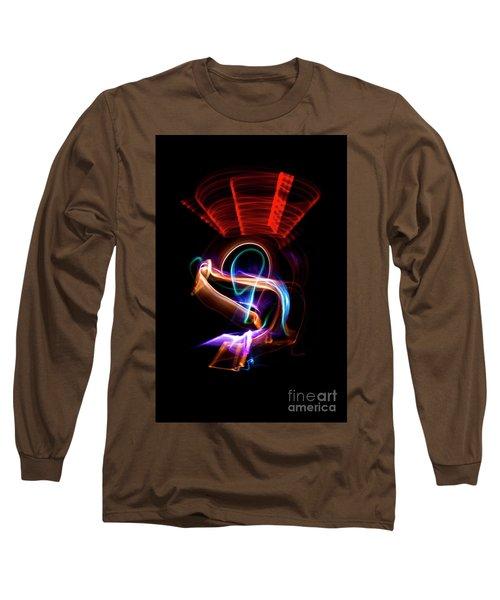 Alien Chair Long Sleeve T-Shirt