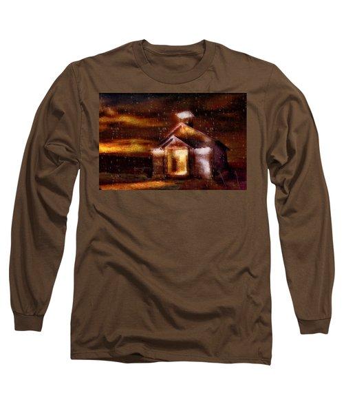 Alien Home Long Sleeve T-Shirt